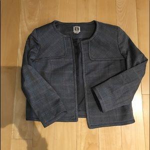 Anne Klein crop jacket